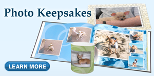 Learn about our Photo Keepsake product line.